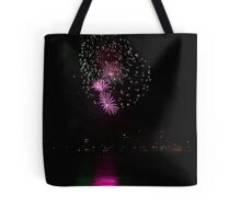 New Years Eve Fireworks 2014 Tote Bag