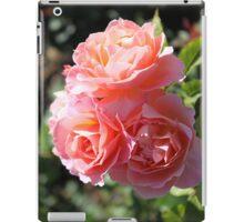 Rose: Sunny Pink Rose - My Mum iPad Case/Skin