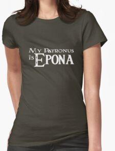 Epona Patronus Womens Fitted T-Shirt