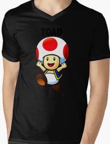 Toad Mens V-Neck T-Shirt