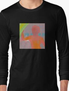 "Flaming Lips ""Peace Sword"" Long Sleeve T-Shirt"