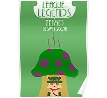 League of legends - Teemo the swift scout Poster