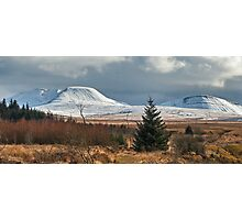 The Black Mountain Photographic Print