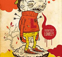 LONELY BOY by KennyPoppins