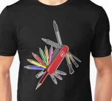 Pocket Art Unisex T-Shirt