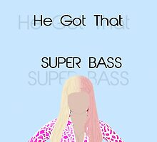 Super Bass by Mxrxj