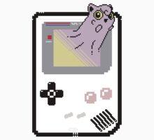Merging Worlds ( Jigglypuff ) - Pokemon / Gameboy by Studio Momo ╰༼ ಠ益ಠ ༽