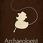 Archaeologist  by SVaeth