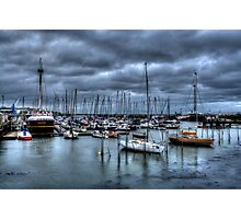Blyth Harbour Photographic Print