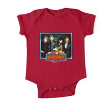 Kid Video - Group - 1980's One Piece - Short Sleeve