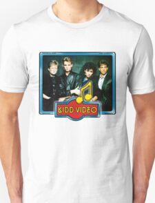 Kid Video - Group - 1980's T-Shirt