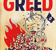 GREED by KennyPoppins