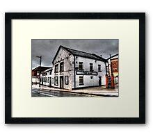 The Quay Framed Print