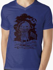 FAIL Mens V-Neck T-Shirt