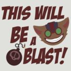 League of legends Ziggs - This will be a blast! by Nundei