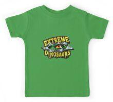 Extreme Dinosaurs - Logo Kids Tee