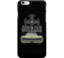 God's car for Iphone and Samsung cases iPhone Case/Skin