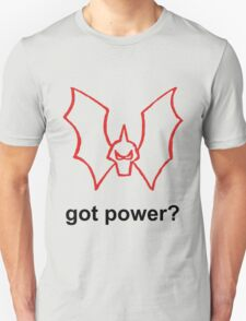 Got Power - She-Ra Horde Logo - Black Font T-Shirt