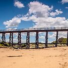Kilcunda Trestle Bridge by James Millward