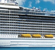 Princess Cruise Line by thebestcruise