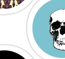 Sherlock Sticker Trio Sticker