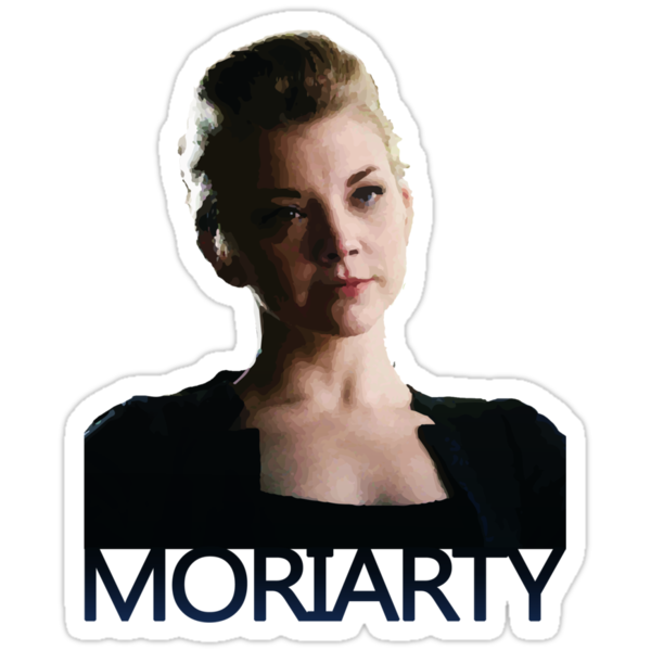 Moriarty from Elementary by tobiejade