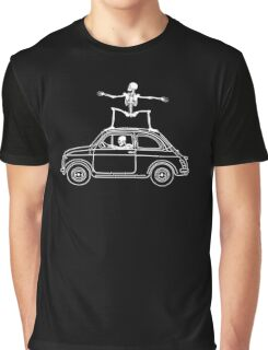 Fiat Surfing Graphic T-Shirt