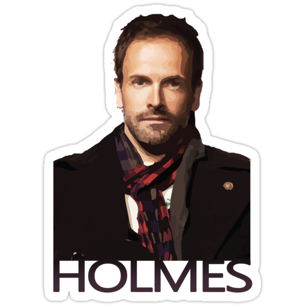 Elementary - Holmes by tobiejade
