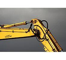 Yellow Arm Photographic Print