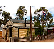 Australian Heritage School Photographic Print