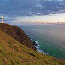 Byron Bay Lighthouse by David Gallagher