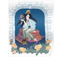 Tarot Ace of Coins/Pentacles Poster
