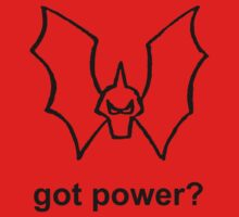 Got Power - She-Ra Horde Logo - Black Line Art & Font by DGArt