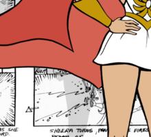She-Ra Princess of Power - Transformation Storyboard Background Sticker