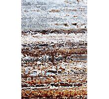Rocky Seashore Photographic Print