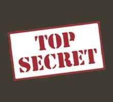 Top Secret by Del Parrish