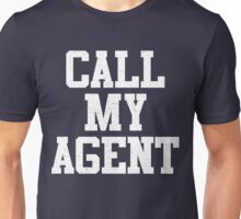 Call My Agent Unisex T-Shirt