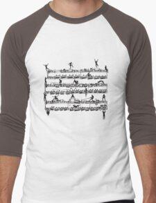Mozart Men Men's Baseball ¾ T-Shirt