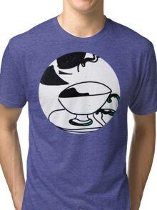 tea cup's Tri-blend T-Shirt