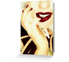 Who's the Fairest of Them All? Greeting Card