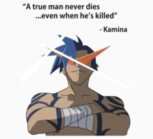 The Mighty Kamina by rayball36