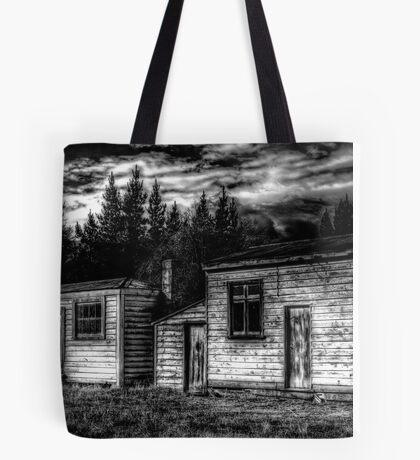 Historic Sheds Tote Bag