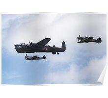 Memorial Flight Poster