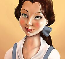 Belle by Sam Pea