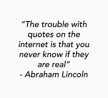 The Trouble With The Internet Unisex T-Shirt