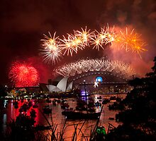 new year's eve 2014 of sydney -2 by houenying