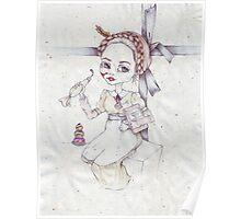 Agatha the doll Poster
