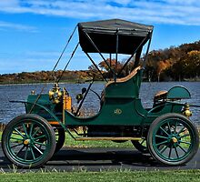 1908 REO Runabout by TeeMack