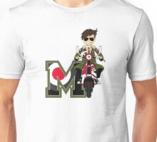 M is For Mod Unisex T-Shirt