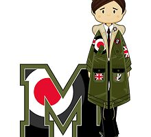 M is For Mod by MurphyCreative